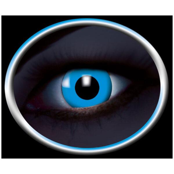 Lenti a contatto glow-Blu