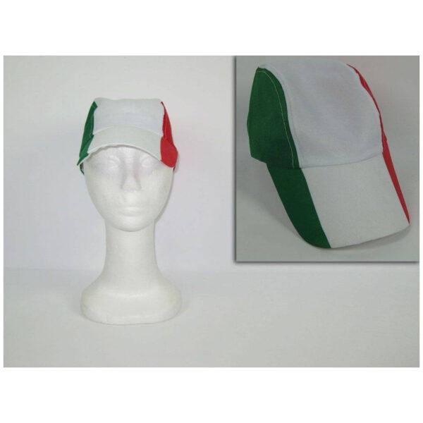 Cappellino Italia.