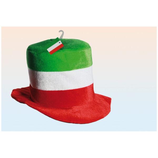 Cappello Peluche Italia