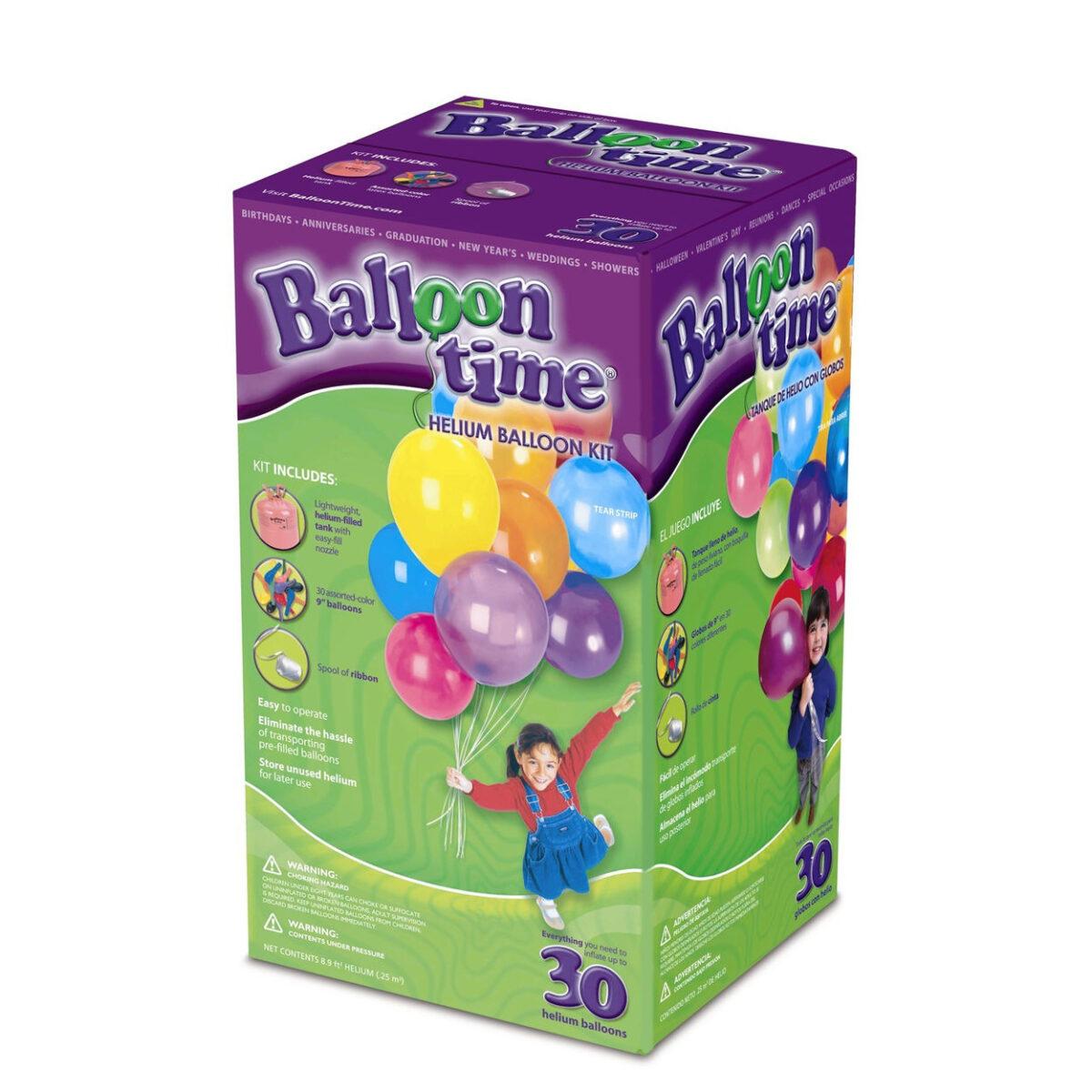 KIT ELIO 30 palloncini