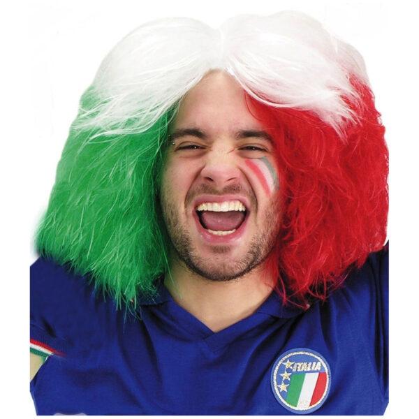 Parrucca Lunga Italia
