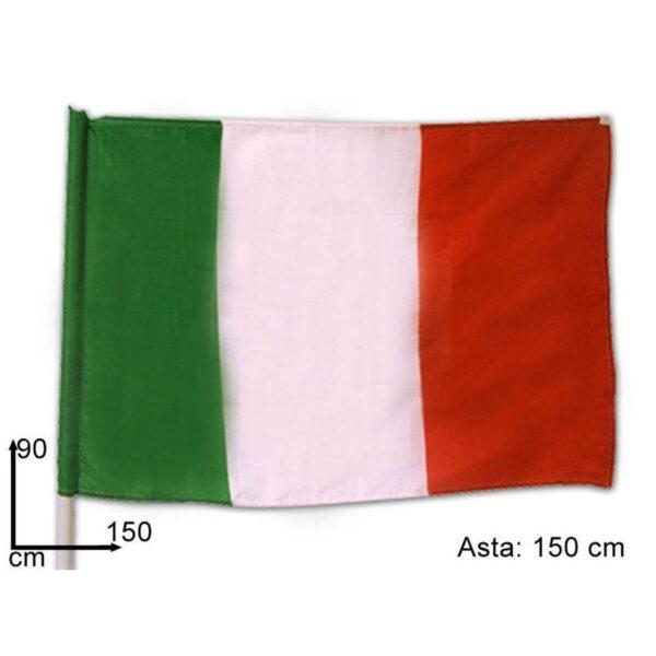 OFFERTA 10 x Bandiere Italia 90x150