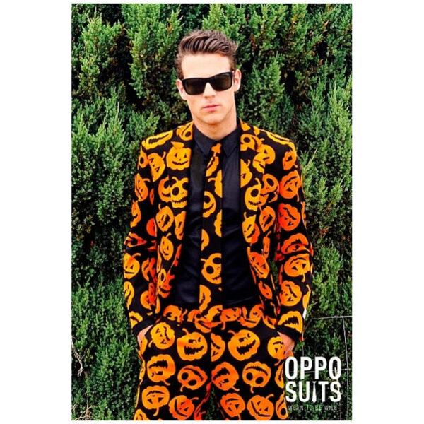 Vestito Halloween Man
