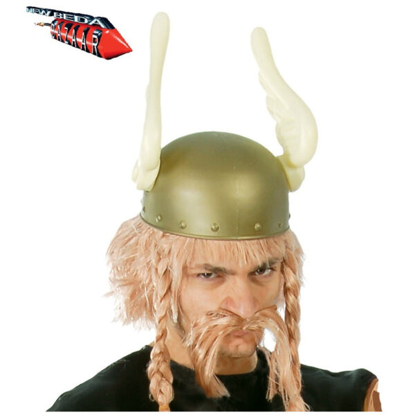 casco gallo asterix