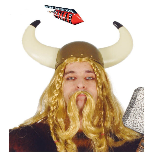casco vichingo obelix