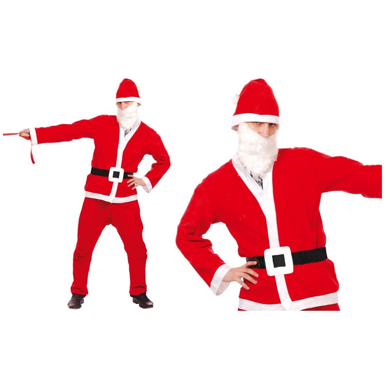 Costume Babbo Natale.Costume Babbo Natale Economico Nbb Eventi Compra Online