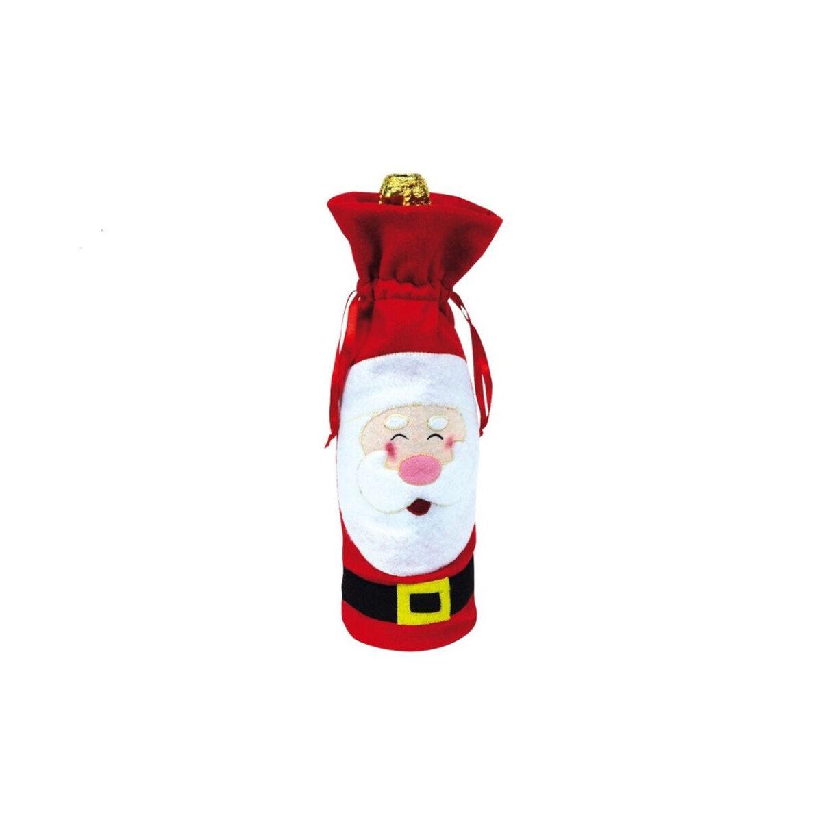 Sacco Porta Bottiglia Natale