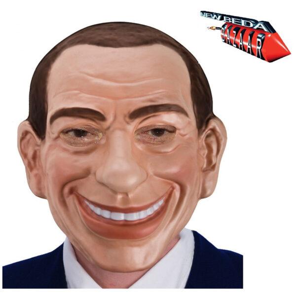 Maschera Berlusconi Eco