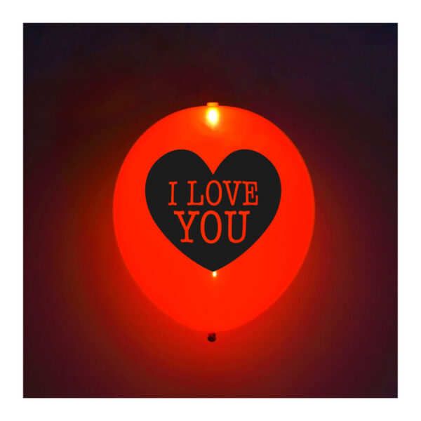 Palloncini Led I Love You