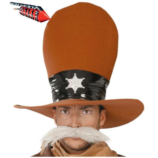 Cappello sceriffo lungo