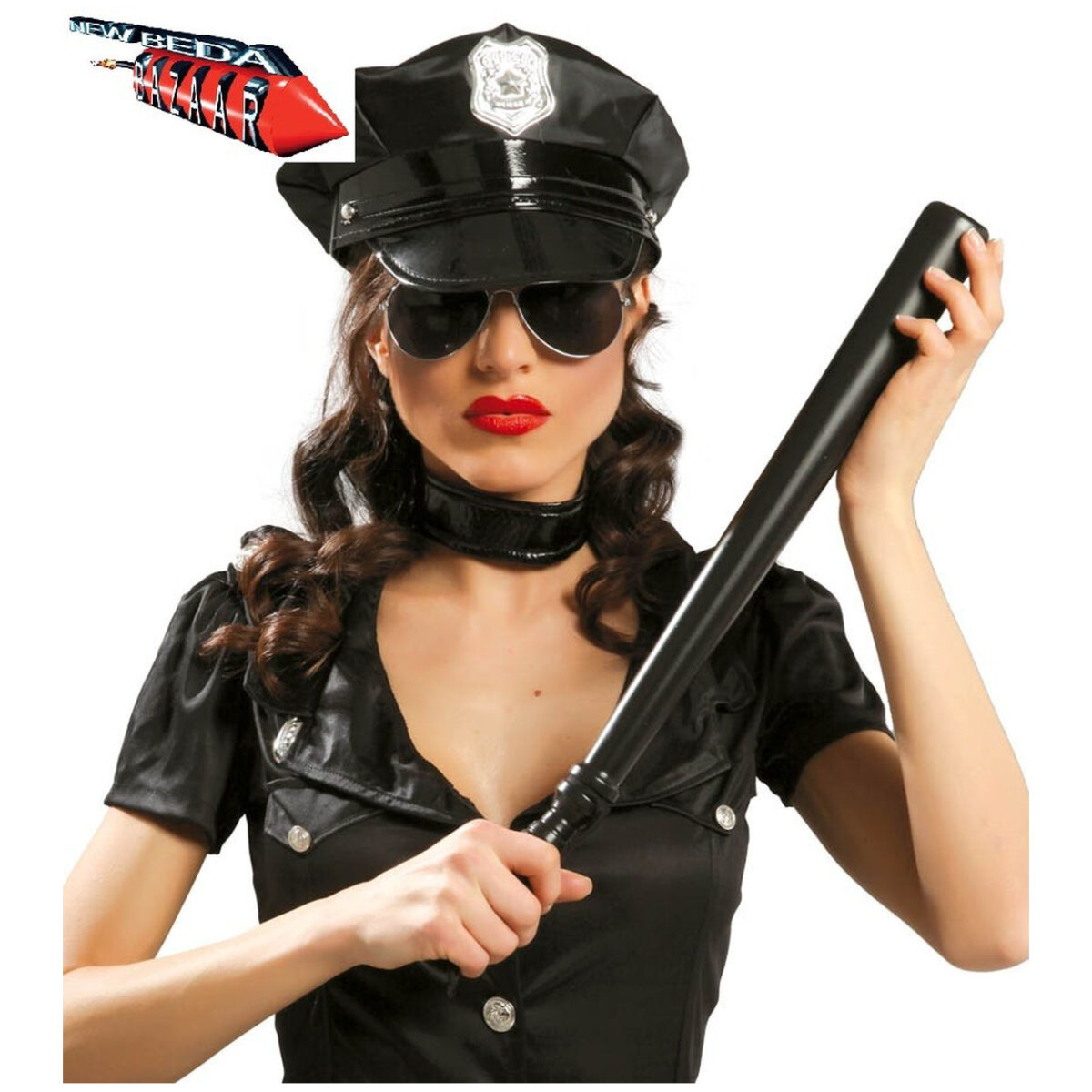 Manganello poliziotto