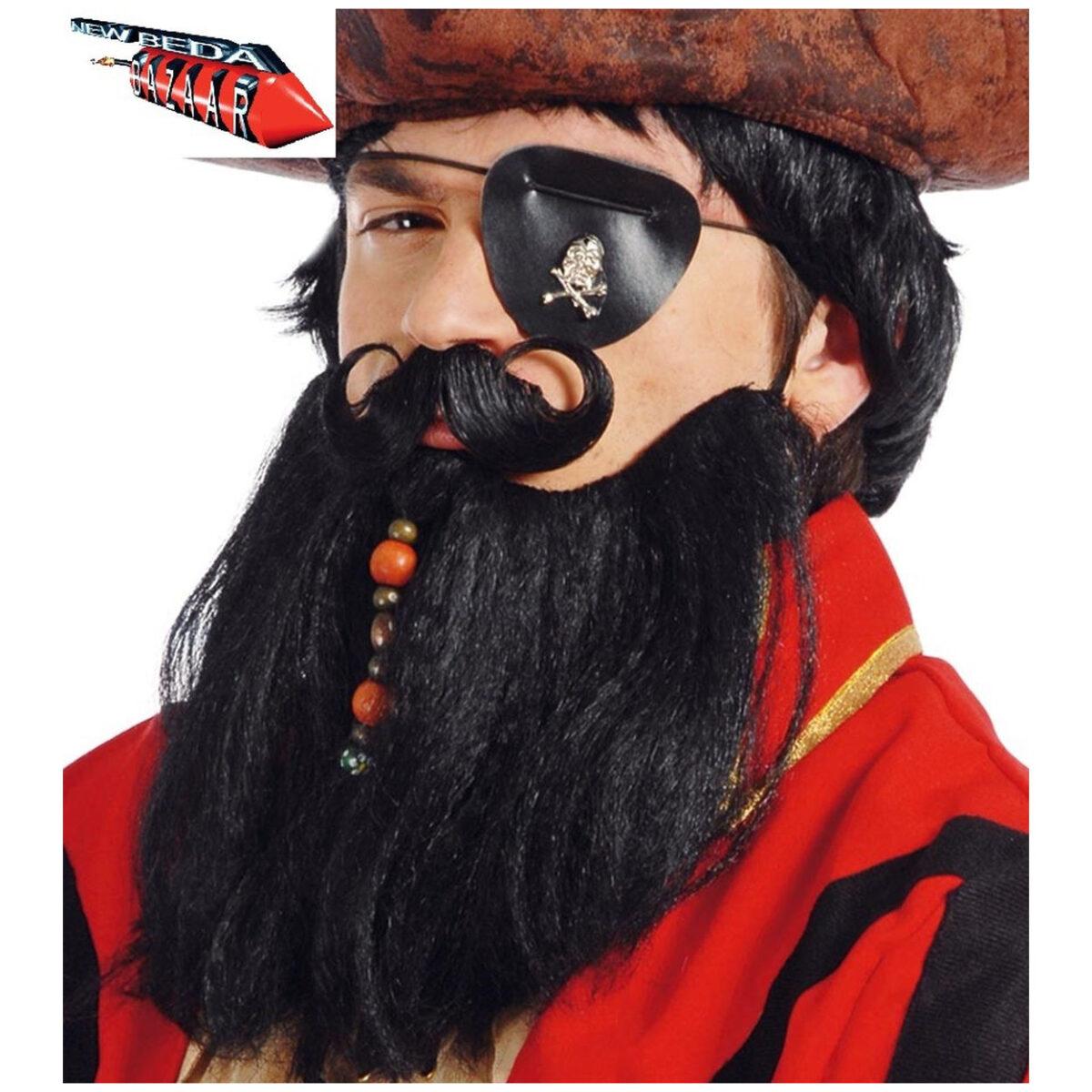Barba nera lunga