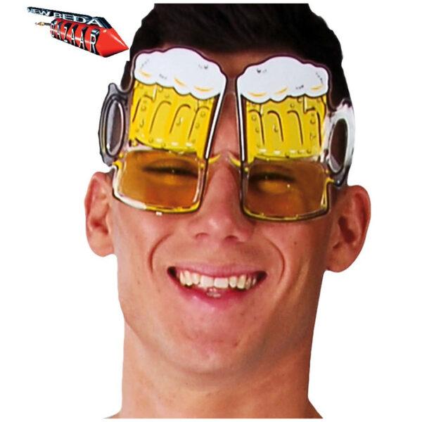 Occhiali birra