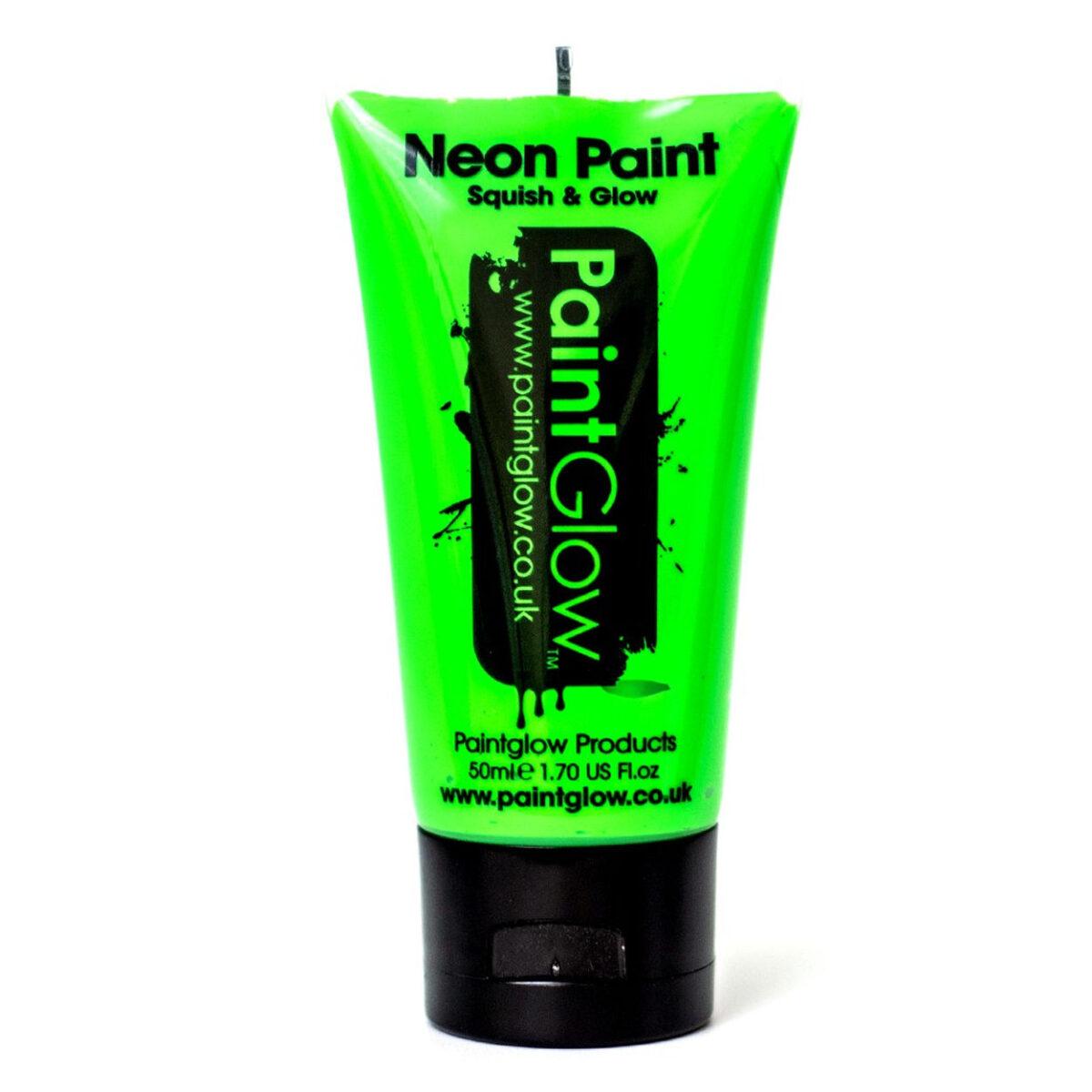 Trucco UV-Glow Verde 50 ml.