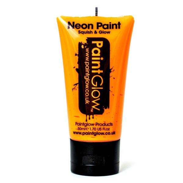 Trucco UV-Glow Arancio 50 ml.