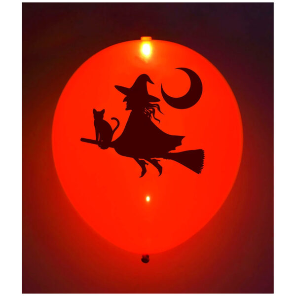 Palloncini Led Halloween Assortiti