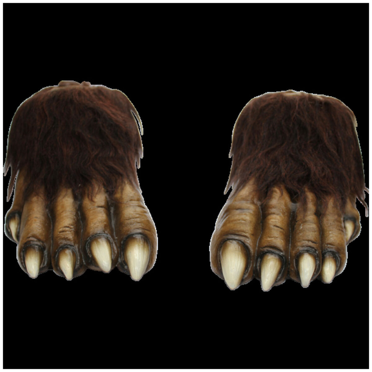 Wolf-feet