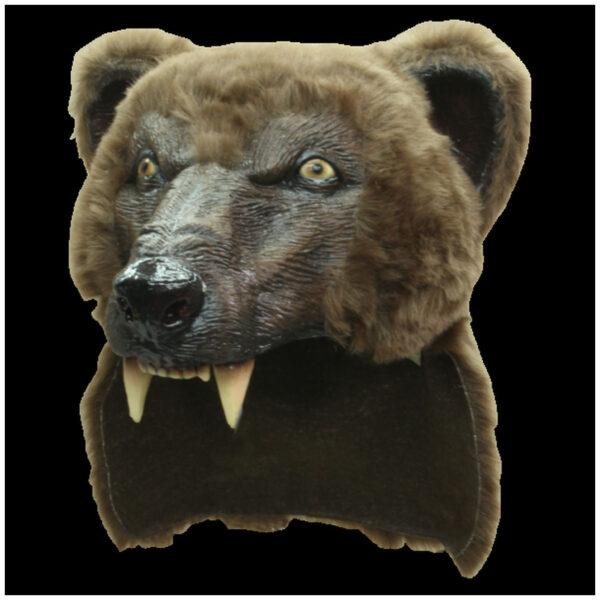 Brown-bear-helmet