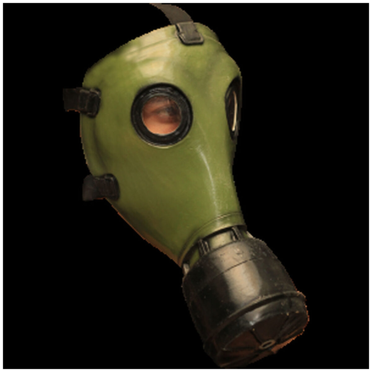 Gp-5-gas-mask-green