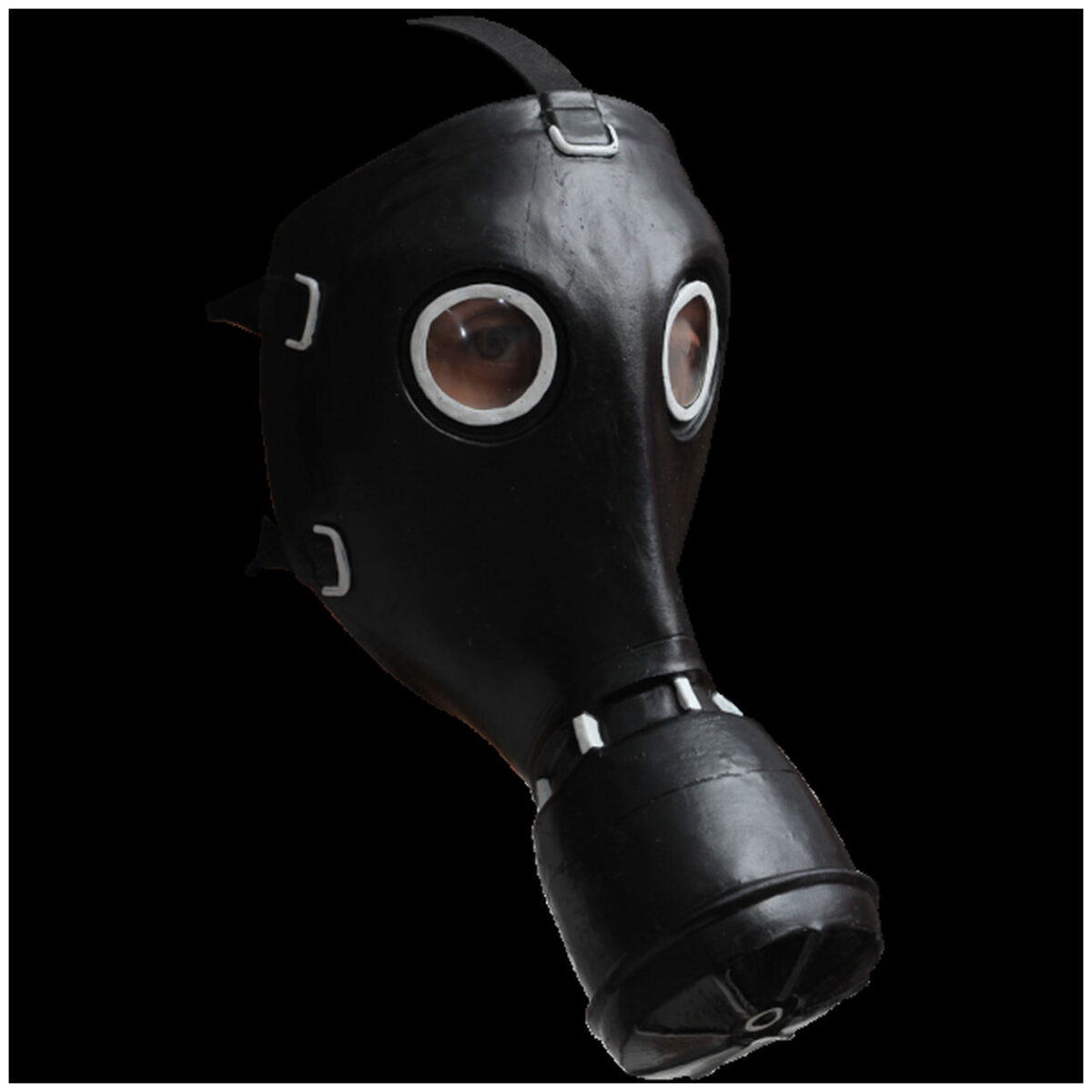 Gp-5-gas-mask-black