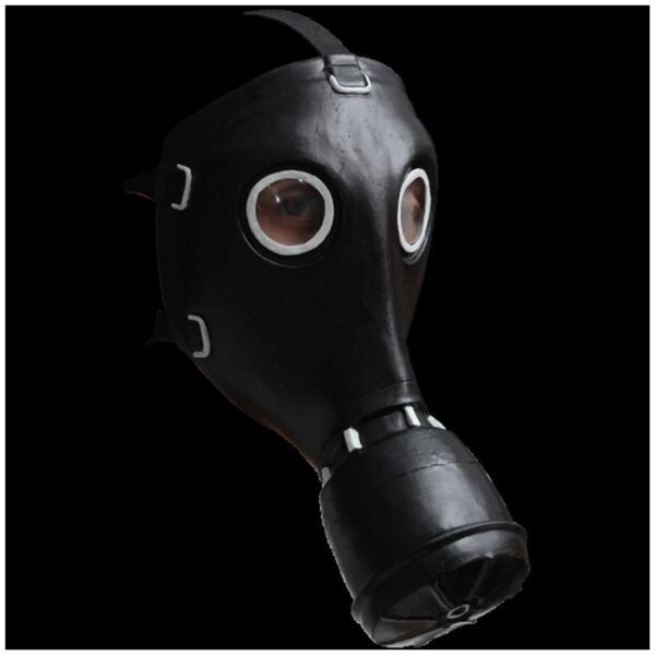 Gp-5-gas-mask-black