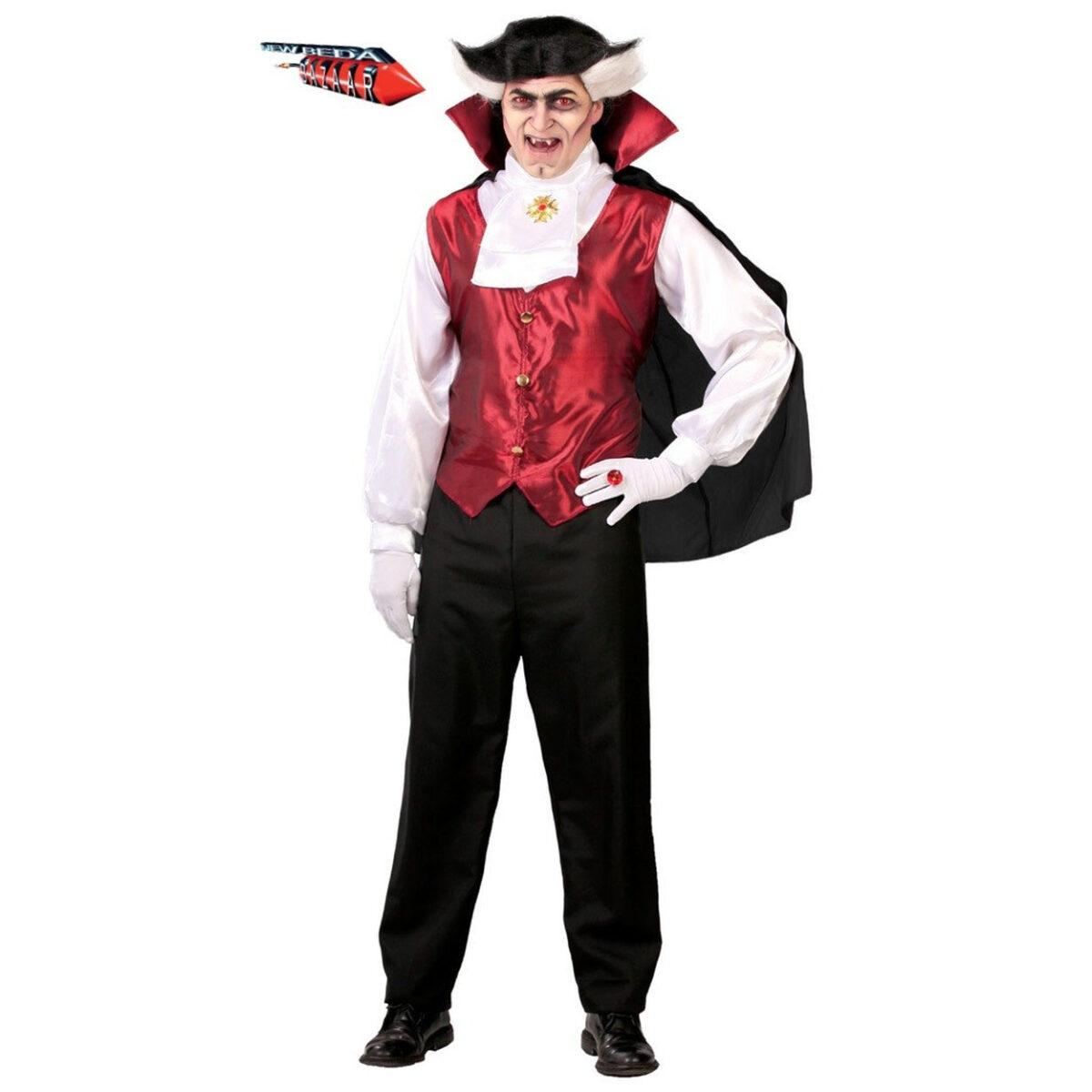 Vestito Da Vampiro Adulto
