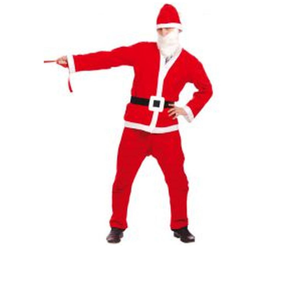 Vestito Babbo Natale